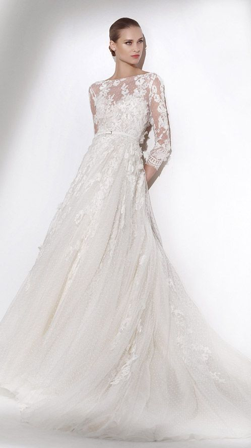 Elie Saab Wedding Dresses 2016