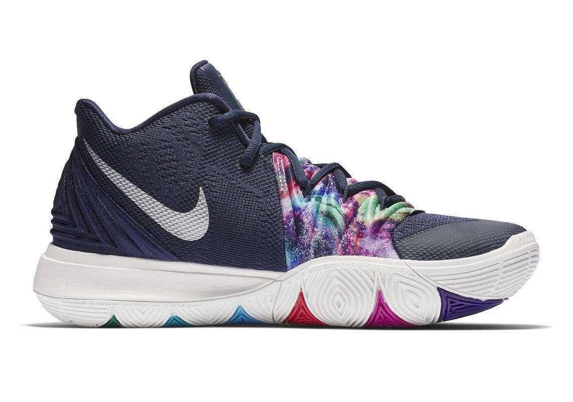 3172155a6c97 Nike Kyrie 5 Multi Color AO2918-900 Release Date