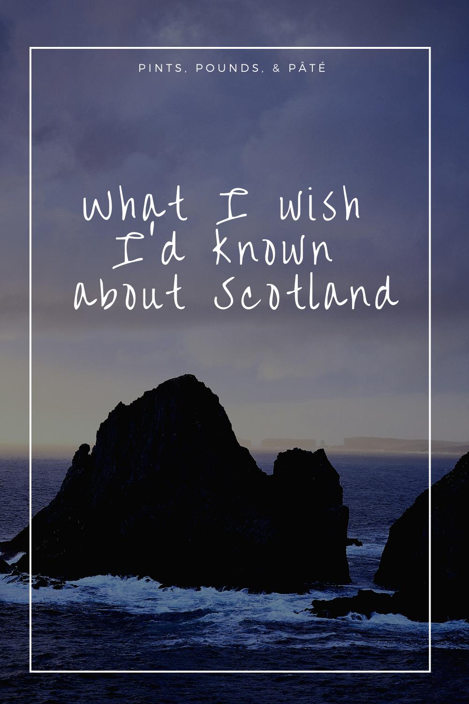 Scotland travel tips for tourists - avoid common tourist mistakes during a trip to Scotland! #scotland #scotlandtraveltips #edinburgh #thescottishhighlands