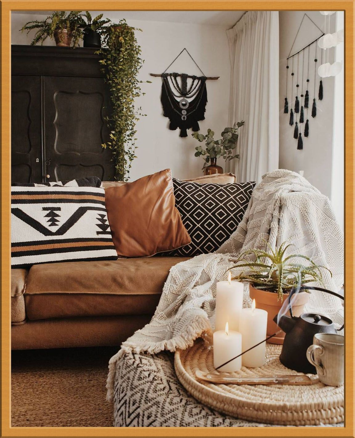 To People That Want To Start Bohemian Homedecor But Are Affraid To Get Started