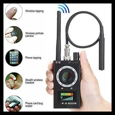 Cell phone jammers radio shack | Anti-Spy Pinhole Camera Wireless RF Bug Detector - Spy Bug Sweeper Detector
