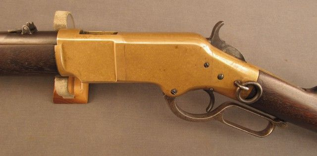 Winchester 1866 Saddle Ring Carbine 2nd Model