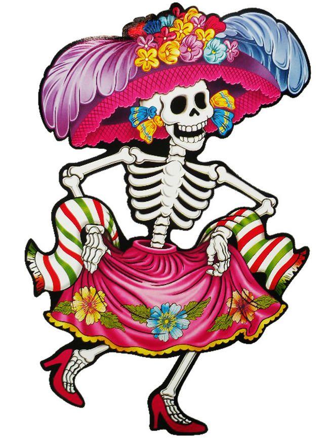 Pin De Kika Leon En Calaveritas Mexicanas Pinterest La Fête Des
