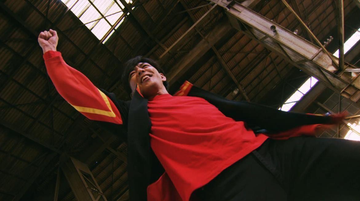 Kakeru Shishi Gaored Superhero Hero Shishi