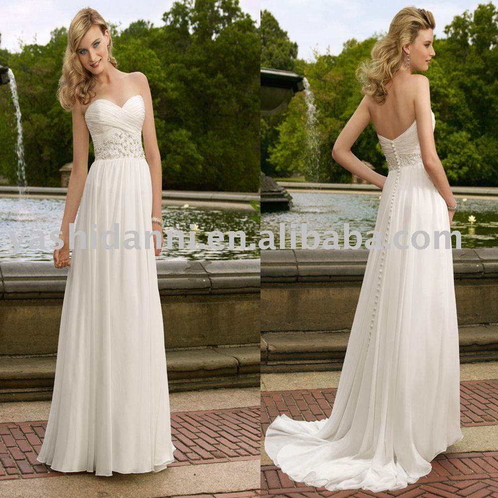 Silhouette wedding dresses simple bridal  NEW Designer Simple Wedding Dress  Wedding Ideas  Pinterest