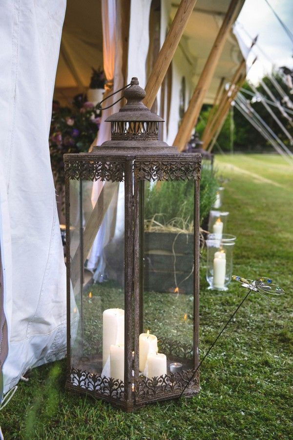 Wheat, Lavender and Pheasant Feather Marquee Wedding | Julie Skelton Photography | Jessie Thomson Weddings & Events