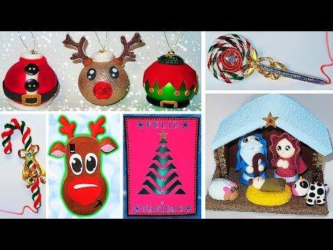 Ideas Para Navidad Que Debes Probar Manualidades Faciles Y