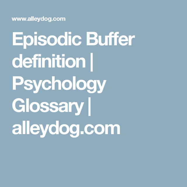 case study definition psychology alley dog