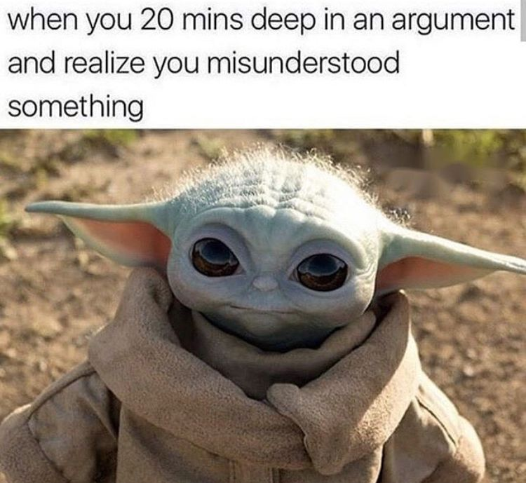 Bnha Zodiacs Female Yoda Funny Yoda Meme Really Funny Memes