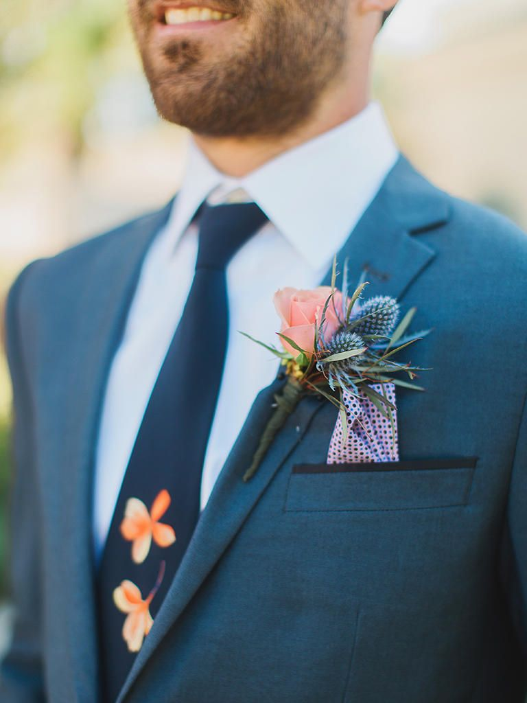 Suave Boutonniere Styles for Dapper Grooms | Boutonnieres, Wedding ...