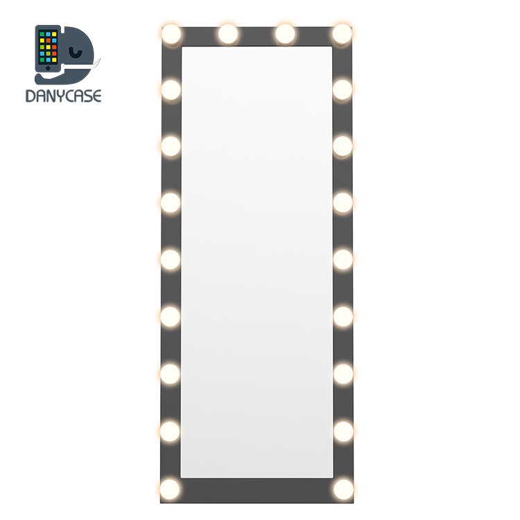 Full Length Mirror Large Door Mirror With Led Light