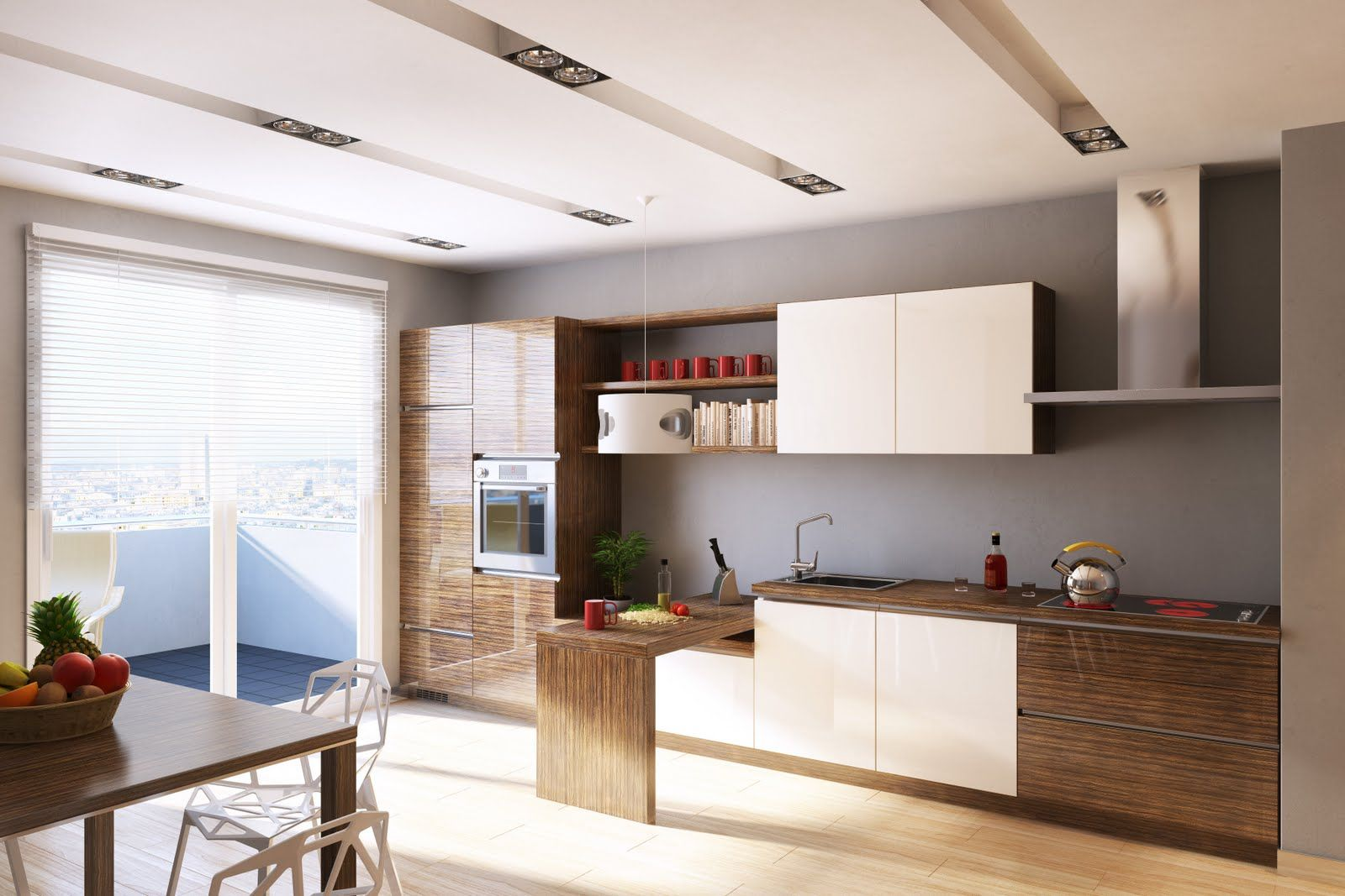 Kitchen furniture apeirian http www belllus com small modern kitchens