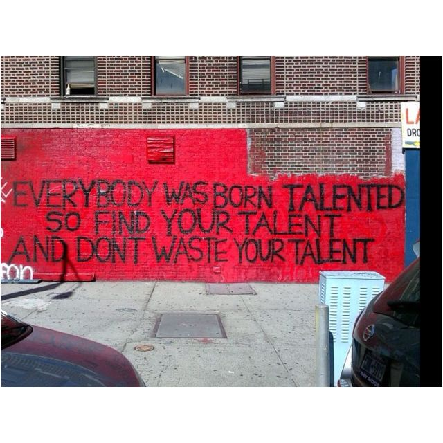 Don T Waste Your Talent Inspirational Quotes Words Quotes To Live By