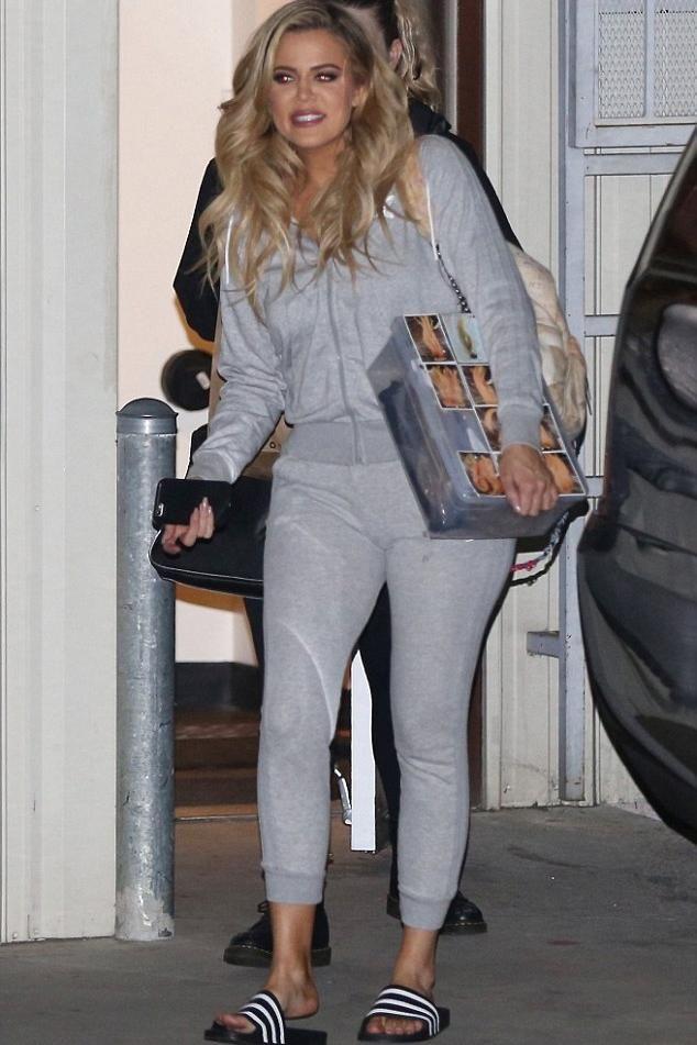 4fa1a9111f SneakHER Style  Khloe Kardashian in adidas by Stella McCartney http   www.