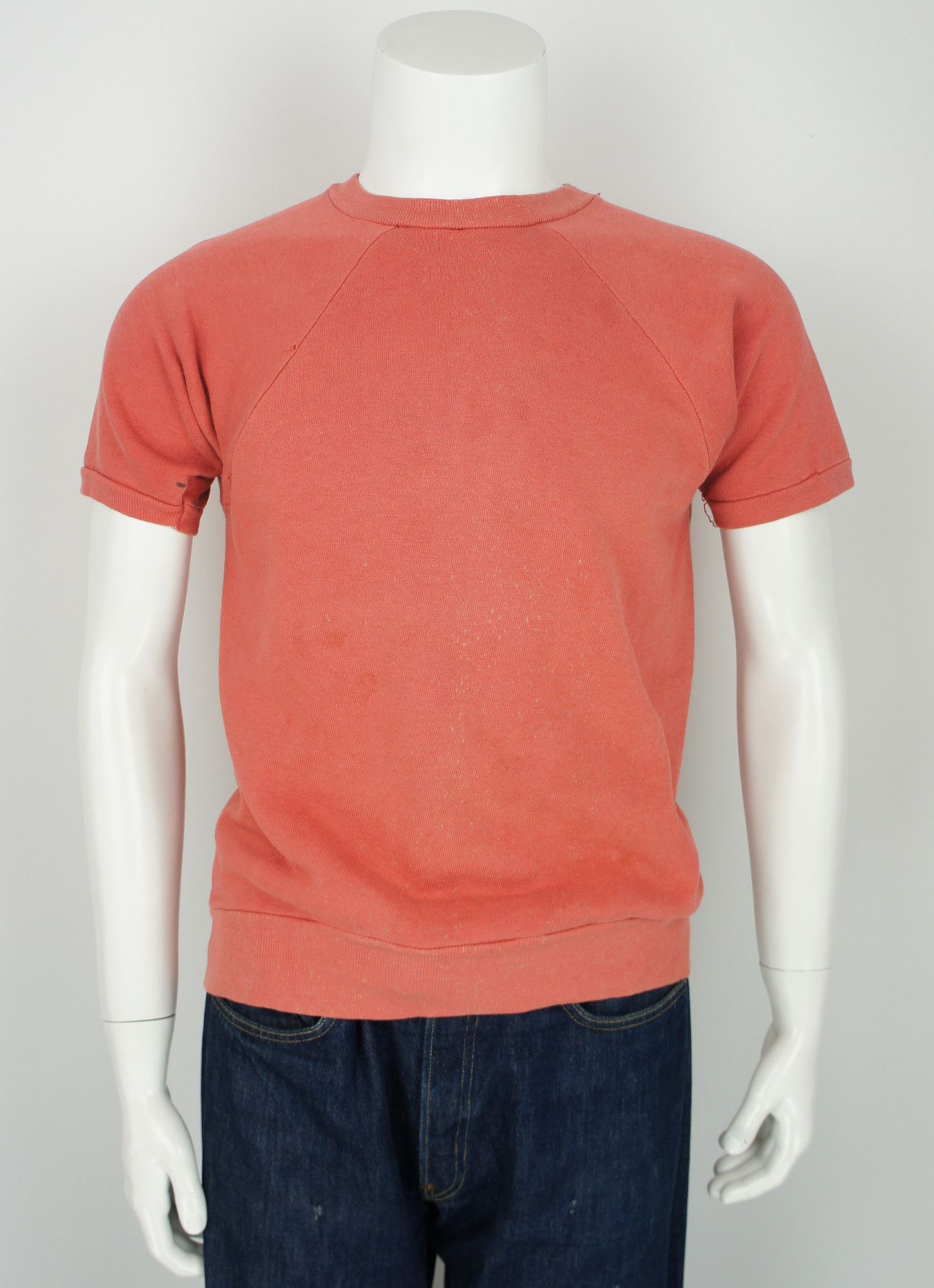 60's Faded Red Sweatshirt