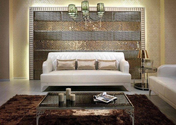 15 Refined And Modern Living Room Ideas Living Room Grey Living Room Modern Wall Decor Living Room Pictures for living room ideas