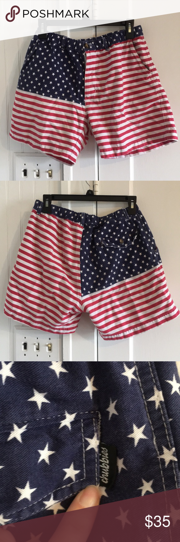 American Flag Chubbies Shorts Clothes Design Chubbies Shorts Winter Outfits