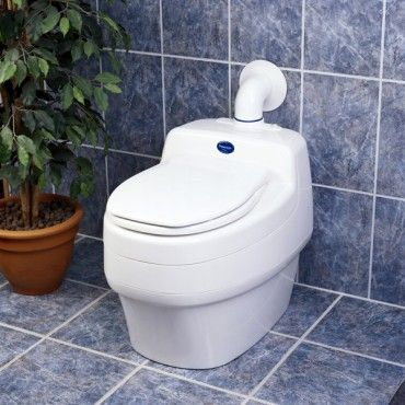 Trenntoilette Trenntoiletten Separett Villa 9000 Komfortable Trockentrenntoilette Komposttoilette Garten Komposttoilette Gartentoilette Trockentoilette