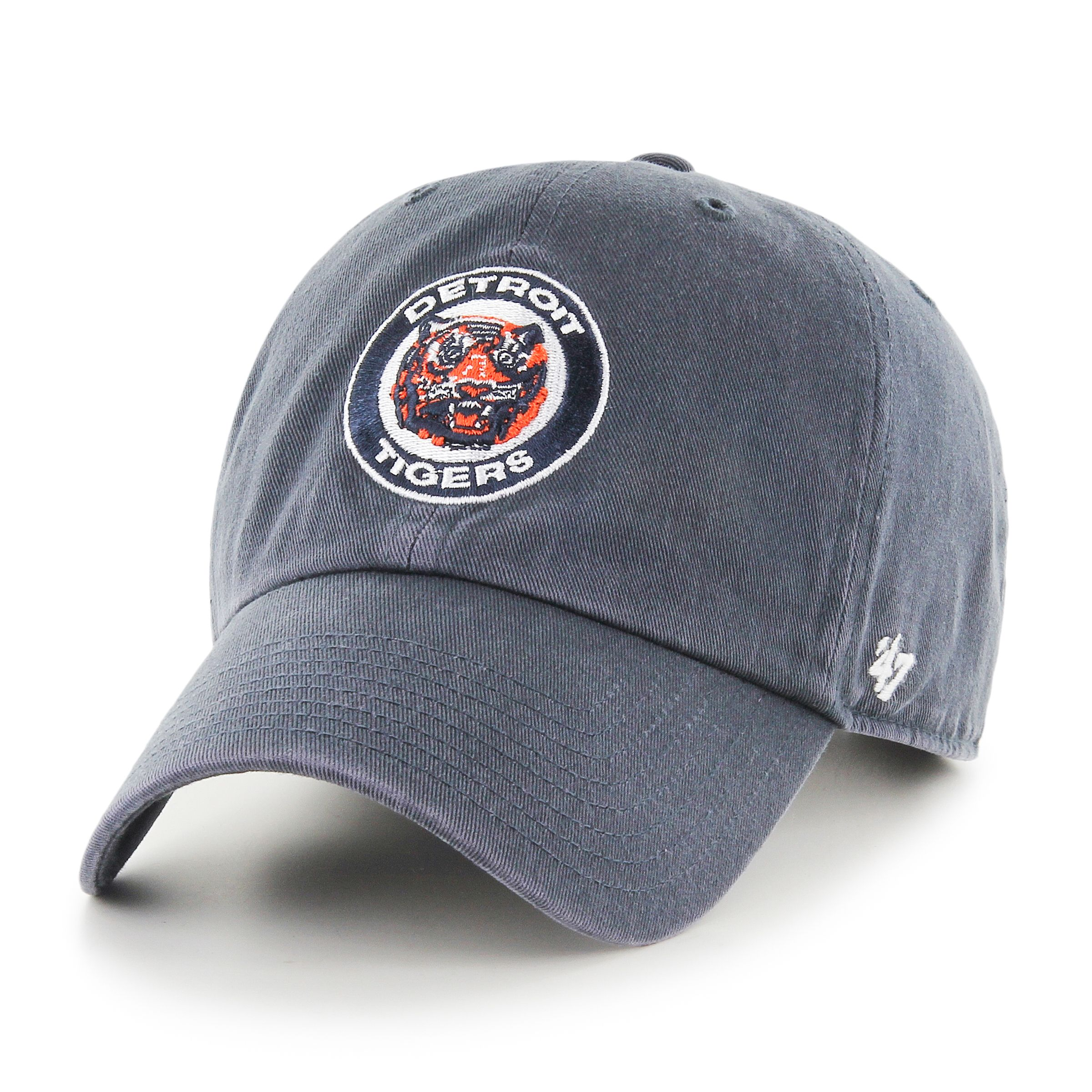 check out 2c702 314d3 Detroit Tigers 47 Brand Vintage Classic Clean Up Adjustable Hat - Low  Prices   Quick Shipping at Detroit Game Gear