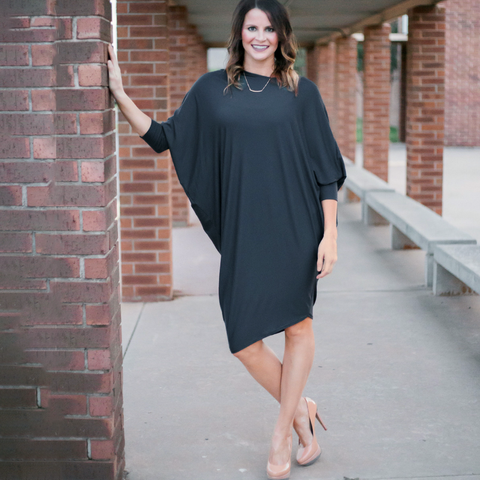 Fashion with Dolman Sleeves