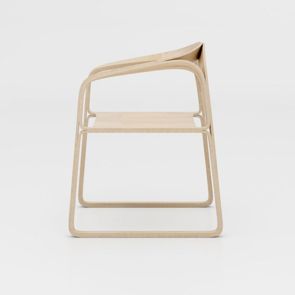 The Plooop Chairs by Timothy Schreiber