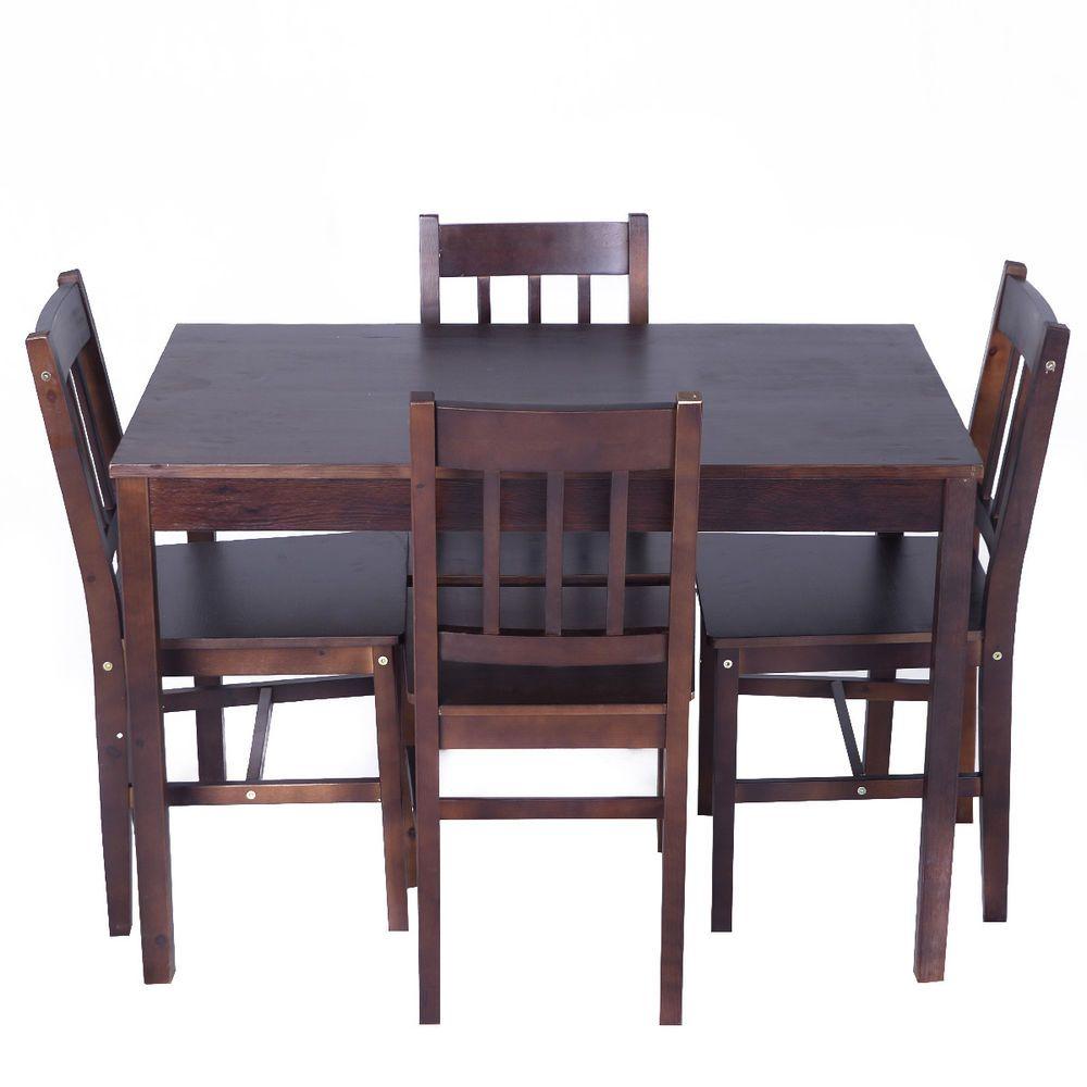 Wooden Kitchen Table Chairs   Stuhlede.com   Küchenstühle, Stühle ...