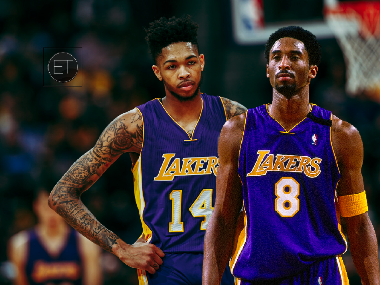 1a4a027c1b59 Brandon Ingram and Kobe Bryant