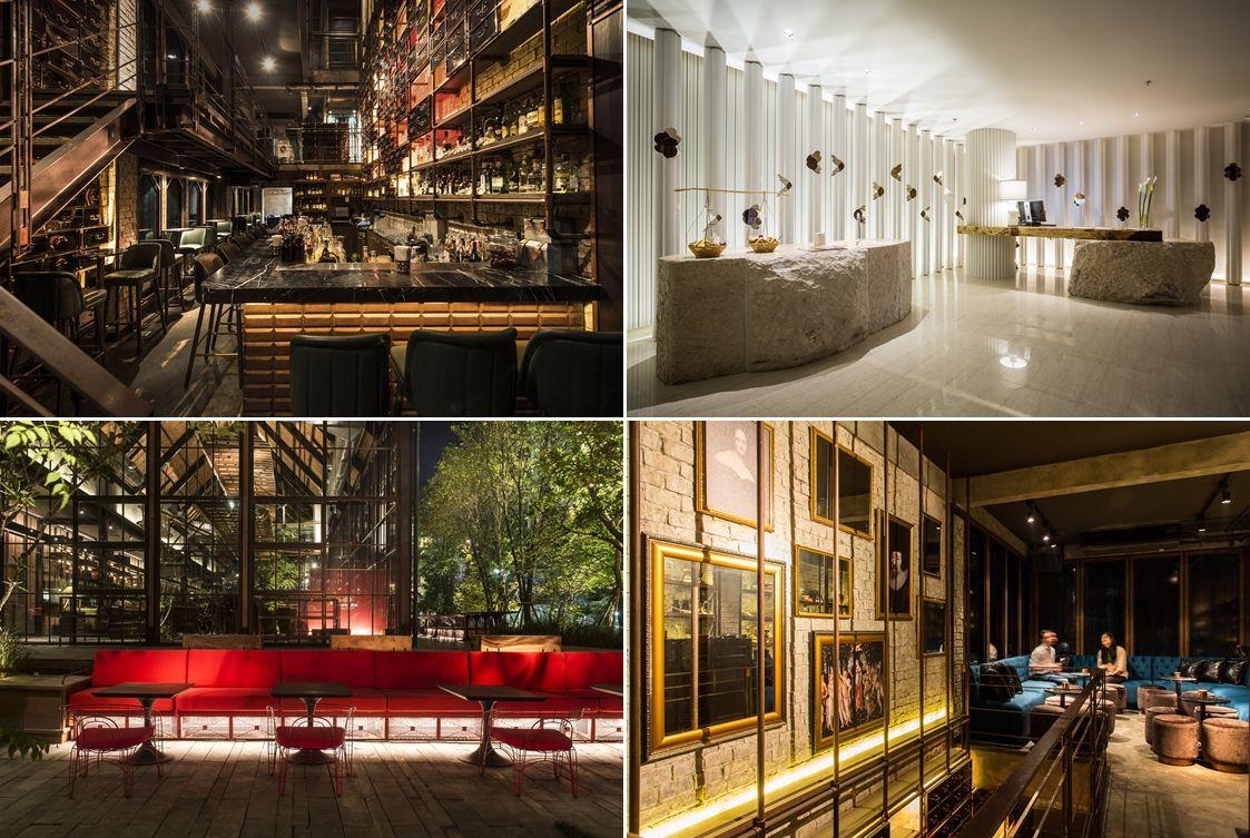 Hua Hin Marriott Resort Spa Category Hotels Company Pia Interior