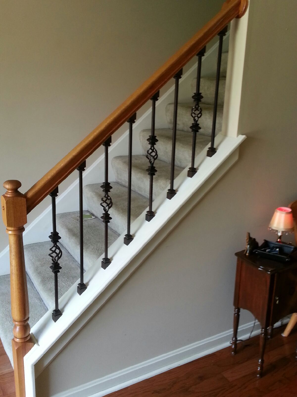 Best Building A Staircase Banister Amusing Banister Styles 400 x 300