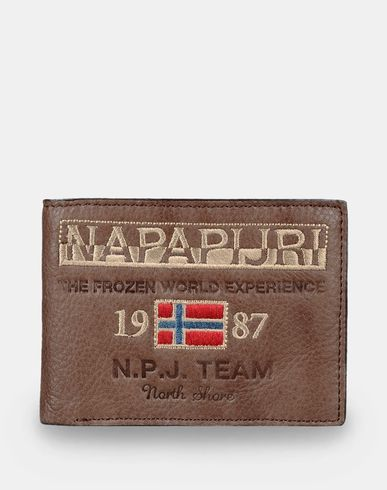 oficial de tienda en línea Men Wallets Tienda Wallets Wallet la Napapijri WUcnXqFq