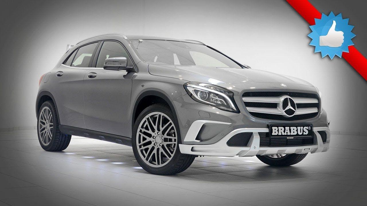 2015 Mercedes Gla Class By Brabus Tuning Program