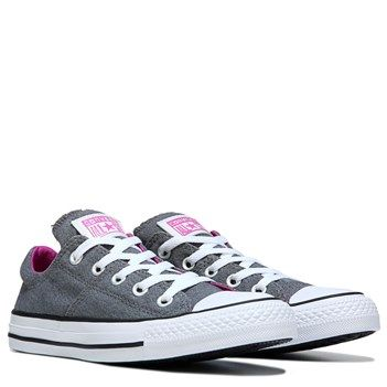 Converse Chuck Taylor All Star Madison Low Top Sneaker Thunder / Pink