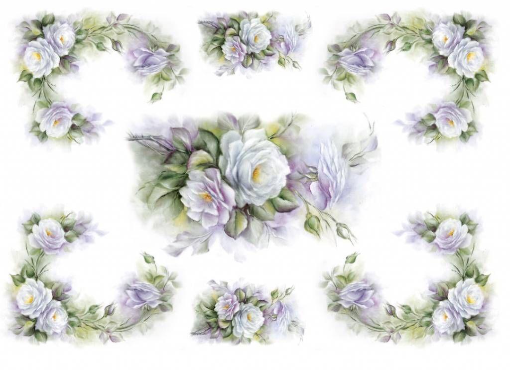 Carta decoupage fiori szukaj w google roses r e for Carta decoupage