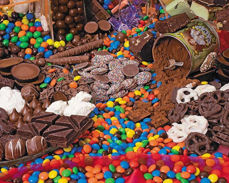 Chocolate sensation 1000pc food and drink jigsaw puzzle