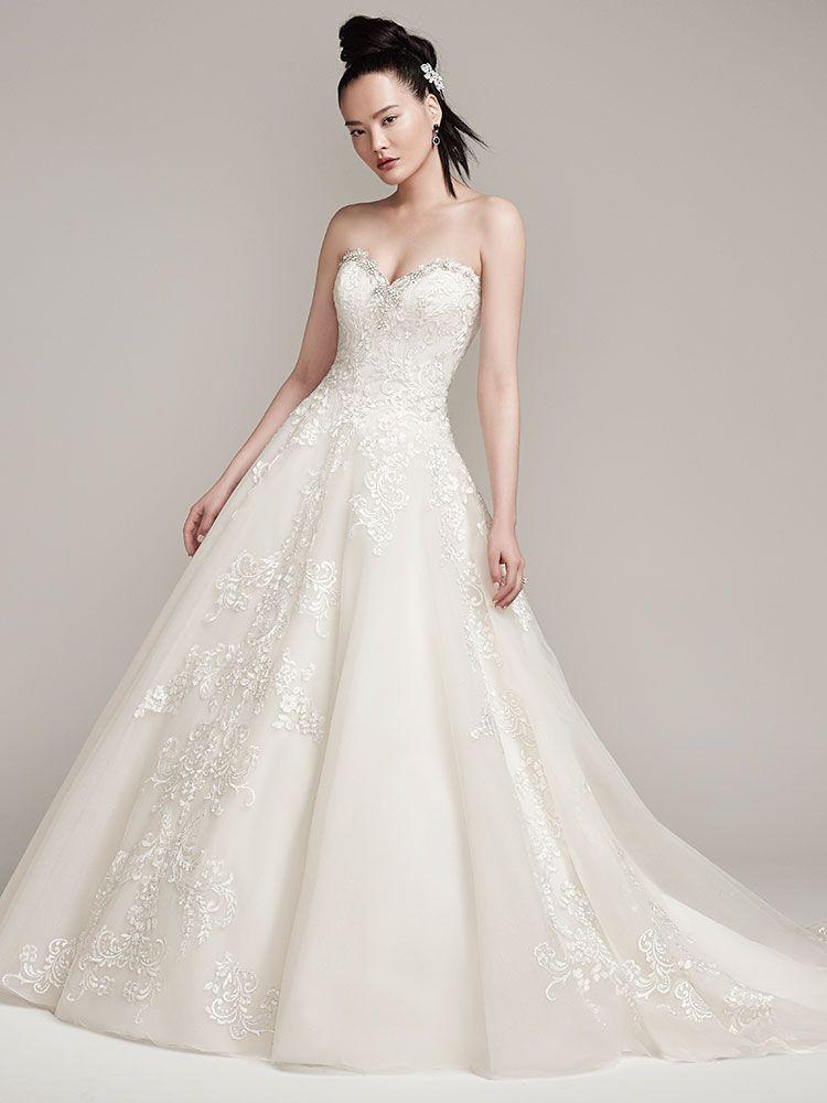 Sottero Midgley Olga Gown At Cinderella Bridals Sottero And Midgley Wedding Dresses Dream Wedding Dresses