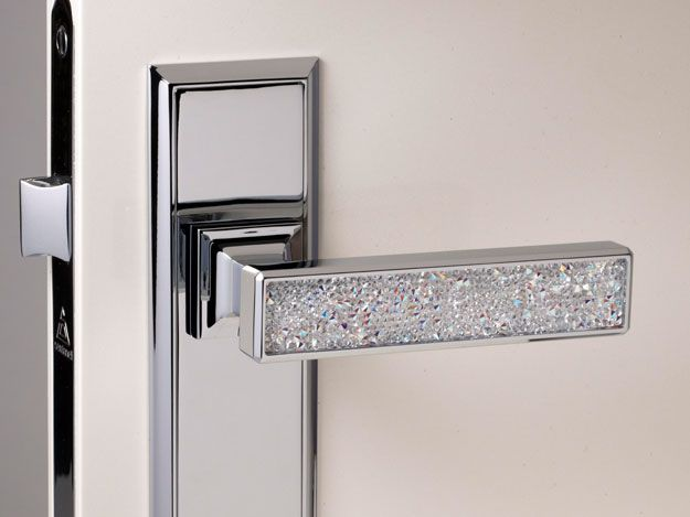 Swarovski Crystals Home Decoration Door Knob I Really
