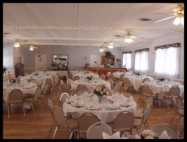 Banquet Hall Blah Color