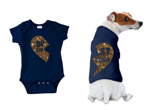 f54289f5a matching baby and dog outfit, baby best friend shirts, baby best friend,  best friends baby, matching