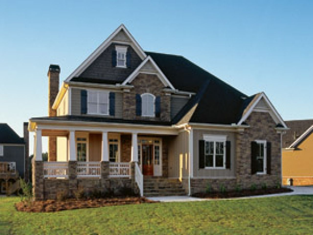 Country House Plans 2 Story Home Simple Small House Floor Home Furnituredesign Craftsman Style House Plans Country House Plans Country House Plan