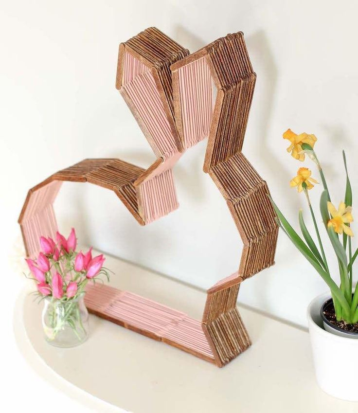 Resultado de imagen para popsicle stick crafts for adults   Project ...