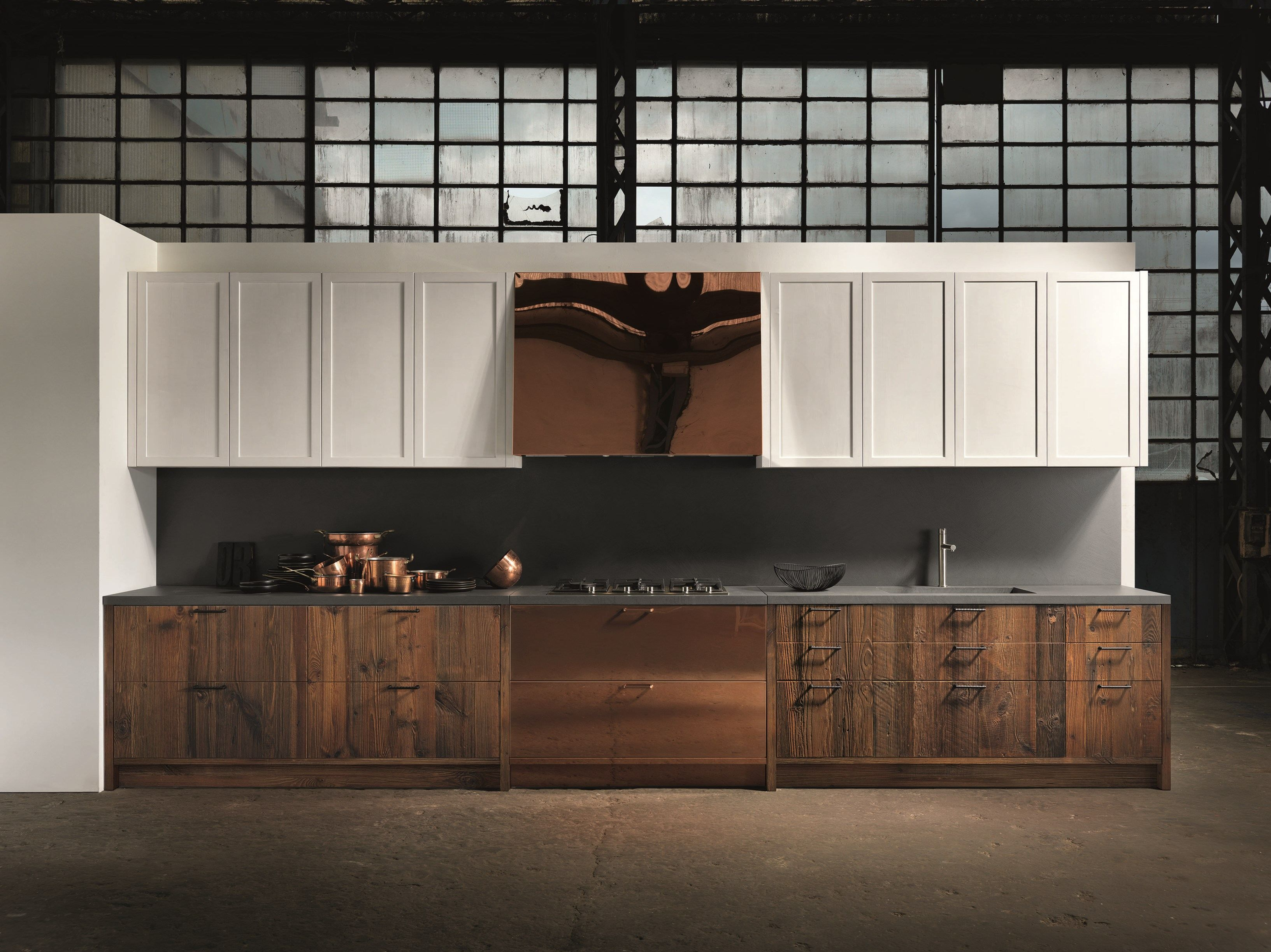 Download the catalogue and request prices of Factory | kitchen By ...