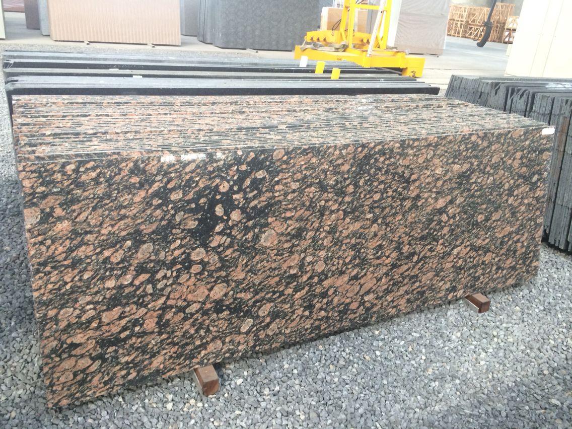 Cosmic brown granite