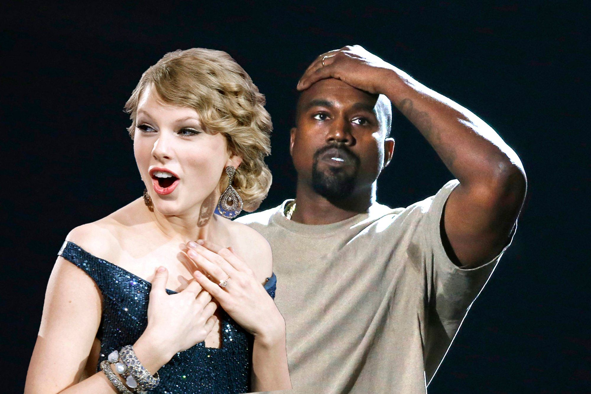Kanye West Vs Taylor Swift The Misogynistic Feud That Will Never End Kanye West Songs Taylor Swift Kanye West Kanye West