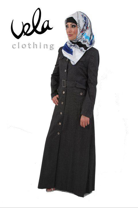 aa6e8a4dbd7be1 black coat abaya Abayas