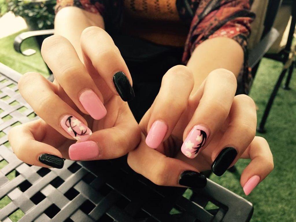 Unghii Cu Gel Intretinere We Beauty Nails Beauty