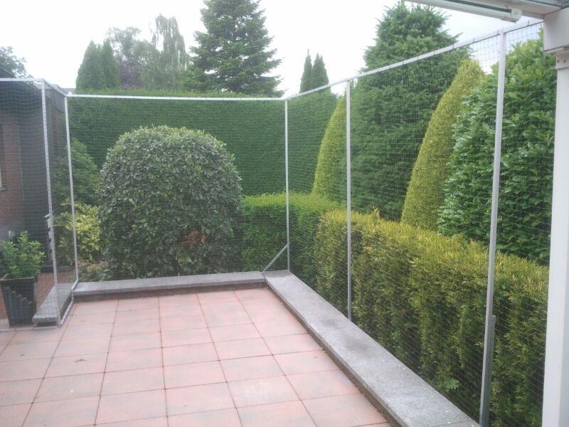 Katzennetz System Fur Terrasse