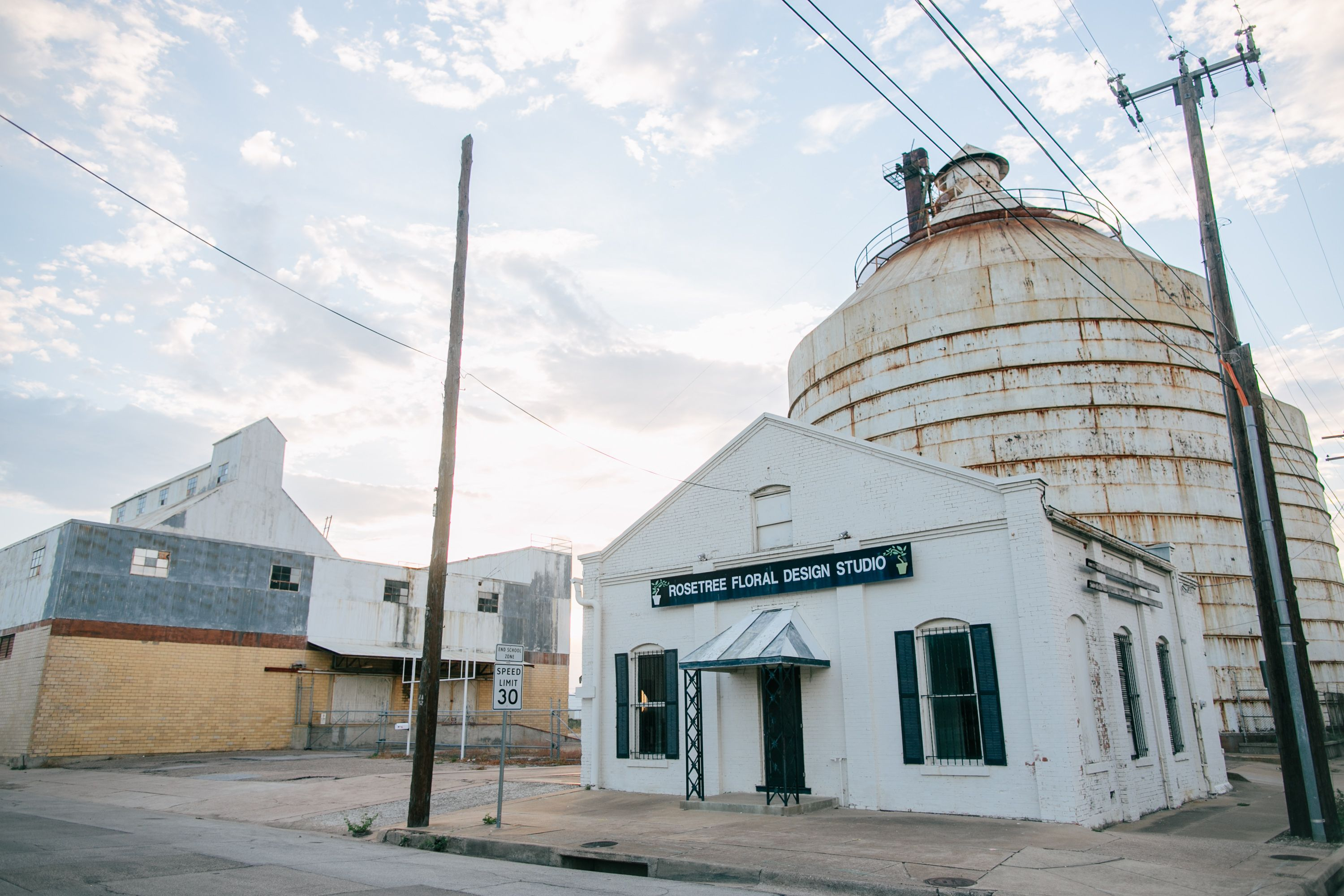 Magnolia Silos Now Open