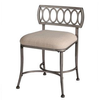Terrific The Curated Nomad Harriet Vanity Stool Products In 2019 Ibusinesslaw Wood Chair Design Ideas Ibusinesslaworg