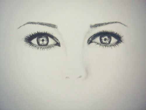 Drawings tumblr recherche google illustration for Tumblr drawings of eyes
