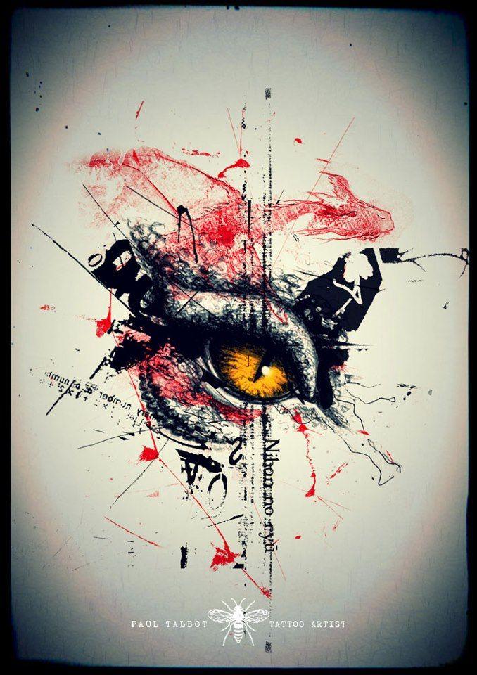 Paul Talbot is an amazing modern artist